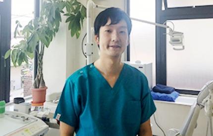 担当歯科医師 大貫 智崇